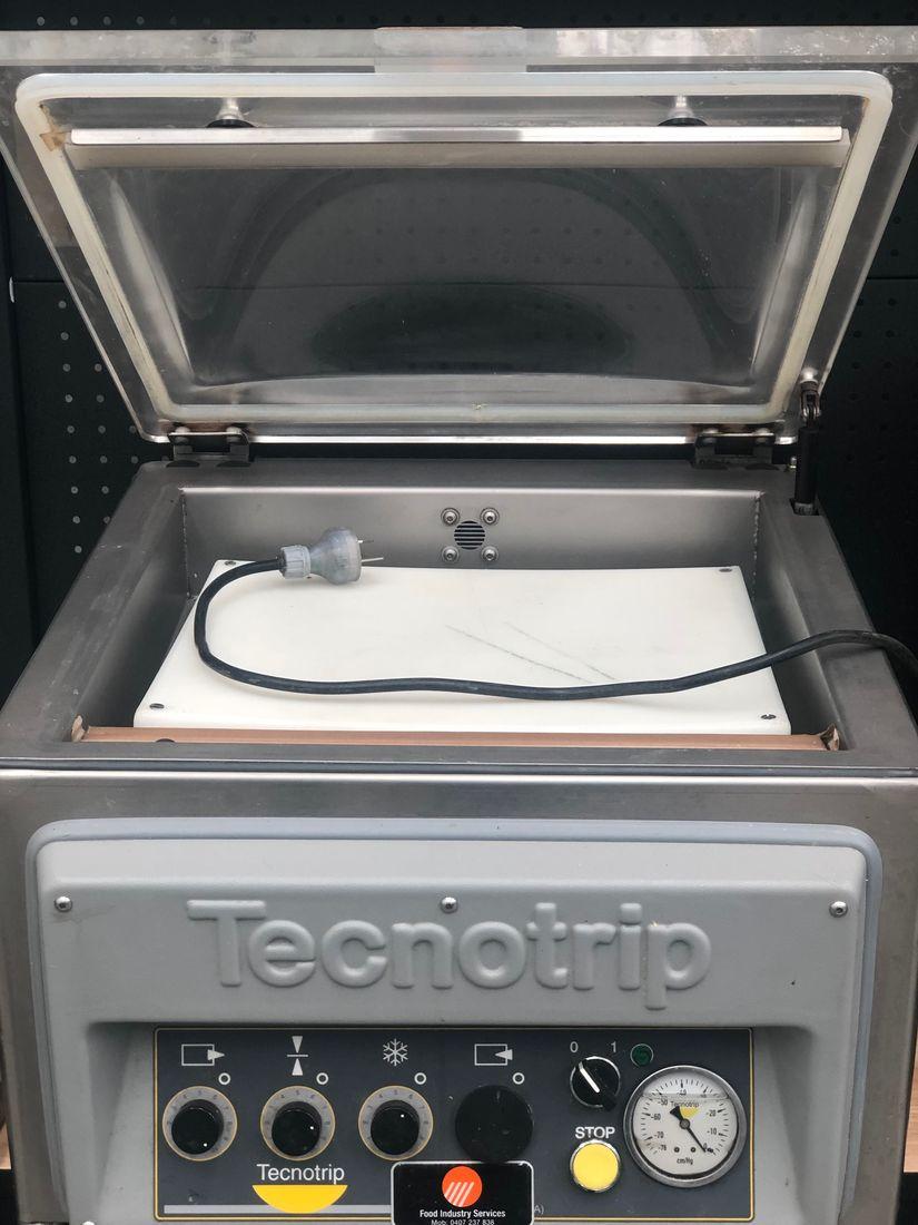 Technotrip Benchtop Vacuum packer
